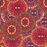 Abstract motley seamless pattern Royalty Free Stock Image