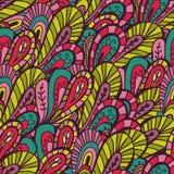 Abstract motley seamless pattern Royalty Free Stock Photos