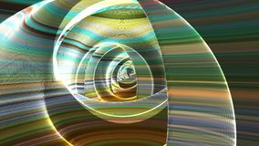 Abstract moving movement futuristic tunnel stock video footage