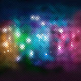 Abstract mozaic vector background Royalty Free Stock Photo
