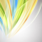 Abstract multicolor background Stock Photo