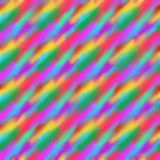 Abstract multicolor bright blurred symmetrical background stock illustration