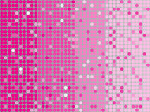 Abstract Multicolor Dots Background  Royalty Free Stock Images