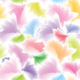 Abstract multicolor floral background Stock Photo