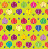 Abstract multicolor fun seamless pattern Royalty Free Stock Photos