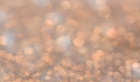 Abstract multicolor glittery background stock image