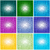 Abstract multicolor and line glowing background_03 Royalty Free Stock Photos