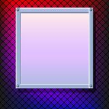 Abstract multicolor mosaic background billboard Stock Photo