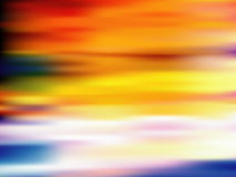 Abstract Multicolor Motion Blur Background. (Vector Royalty Free Stock Images