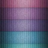 Abstract multicolored achtergrondpatroonontwerp van de koele lijn van de elementenkrijtstreep voor de grafische verticale lijnen v Stock Foto's