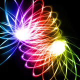 Abstract multicolored background Royalty Free Stock Images
