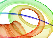 Abstract multicolored background. High quality detailed render stock illustration