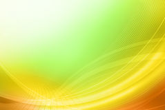 Abstract multicolored background. Bright abstract multi-coloured background with curves Royalty Free Stock Image