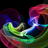 Abstract multicolored background stock photos