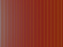 Abstract multicolored illustration. Red and yellow vertical stripes. Mosaic background texture. Computer generated Royalty Free Stock Photography