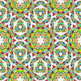 Abstract multicolored kaleidoscope background Royalty Free Stock Photo