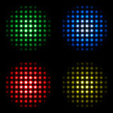Abstract multicolored light Royalty Free Stock Photography