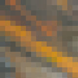 Abstract  multicolored mosaic background Stock Images