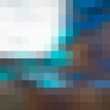 Abstract  multicolored mosaic background Royalty Free Stock Image