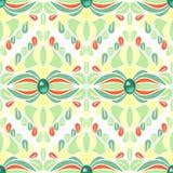 Abstract multicolored naadloos patroon Royalty-vrije Stock Afbeeldingen