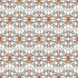Abstract multicolored naadloos patroon Vector Illustratie