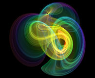 Abstract multicolored ontwerp Stock Foto's