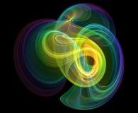 Abstract multicolored ontwerp Vector Illustratie