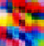 Abstract multicolored overlay background Royalty Free Stock Photo