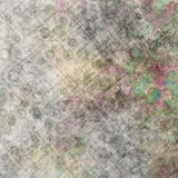 Abstract multicolored painted background with spots Royalty Free Stock Photo