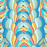 Abstract multicolored pattern Royalty Free Stock Image