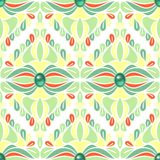 Abstract multicolored seamless pattern Royalty Free Stock Images