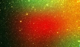 Abstract multicolored shaded shiny glitter textured background with lighting effects. background, wallpaper. Abstract multicolored shaded shiny glitter metallic royalty free stock image