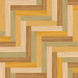 Abstract  multicolored tile wood floor striped Stock Images