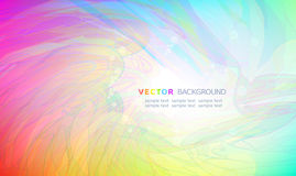 Abstract multicolour background. Abstract multicolour background in pastel tones. Encapsulated PostScript 10 Stock Photo