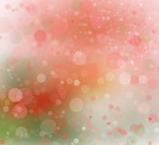 Abstract multicoloured background with blur bokeh Stock Photos