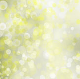 Abstract multicoloured background with blur bokeh Royalty Free Stock Photos
