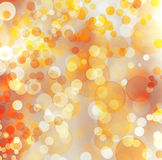 Abstract multicoloured background with blur bokeh Royalty Free Stock Photography
