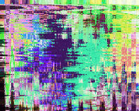Abstract multihued texture Royalty Free Stock Photo