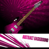 Abstract music background Royalty Free Stock Photo