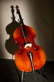 Abstract music violoncello Royalty Free Stock Photo