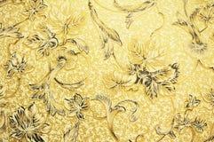 Abstract muurdocument bloempatroon Stock Afbeeldingen