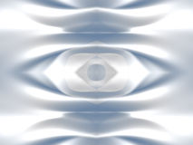 Abstract mystical light background. Resembling eyes Stock Image