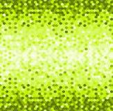 Abstract naadloos de kunst vectorpatroon van het tegelpixel Vectorachtergrond van de mozaïek de naadloze heldere zwart-wit salade Royalty-vrije Stock Foto