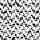 Abstract naadloos geometrisch patroon. stock illustratie
