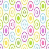 Abstract Naadloos Geometrisch Patroon Royalty-vrije Stock Foto's