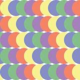 Abstract Naadloos Geometrisch Patroon Stock Foto's