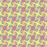 Abstract Naadloos Geometrisch Patroon Stock Afbeelding