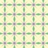 Abstract Naadloos Geometrisch Patroon Stock Fotografie