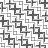 Abstract naadloos geometrisch patroon van zigzag parallelle lijnen vector illustratie