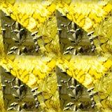 Abstract naadloos grunge marmeren patroon met barsten en aders stock illustratie
